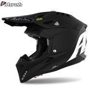 Шлем Airoh Aviator 3 Color, Матовый чёрный