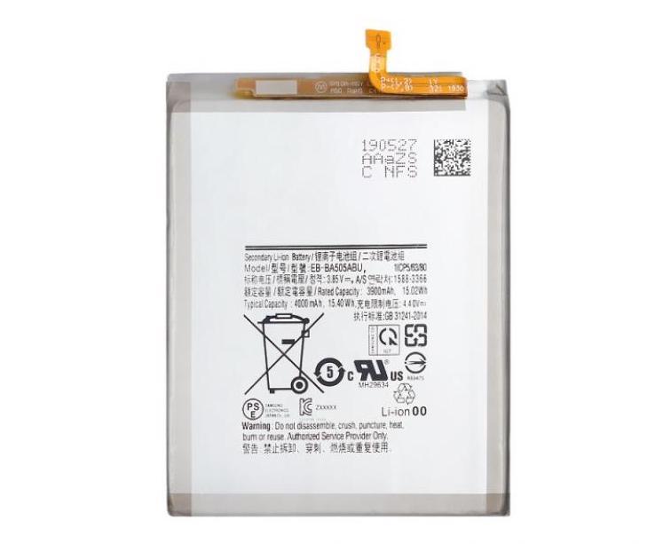 Аккумулятор Samsung A205F Galaxy A20/A305F Galaxy A30/A505F Galaxy A50 (EB-BA505ABU) Аналог