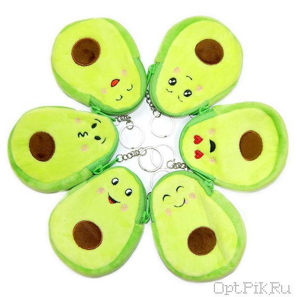 Кошелёк авокадо в ассортименте