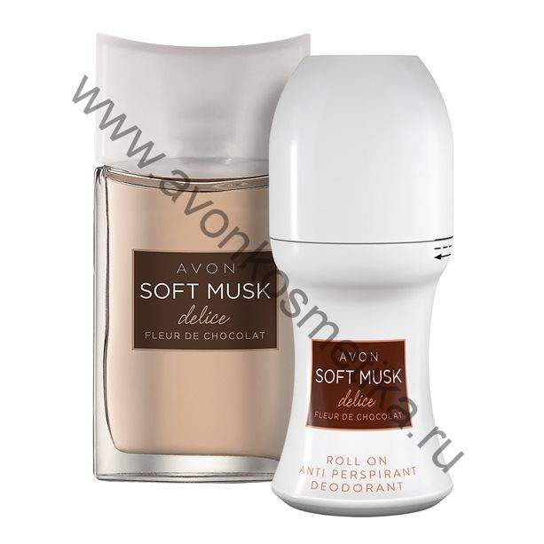 9807484 Набор Soft Musk Delice