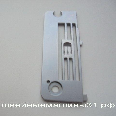 Игольная пластина BROTHER 2340 CV  COVER STITCH   цена 1900 руб.