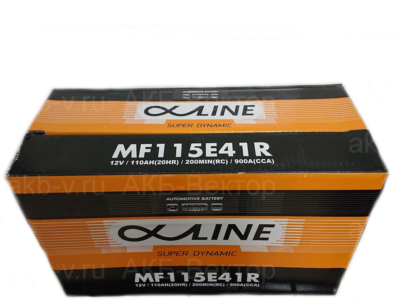 Alphaline SD 110Ач / 115E41