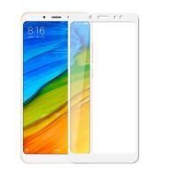 Защитное 3D-стекло для Xiaomi Redmi Note 5(White)