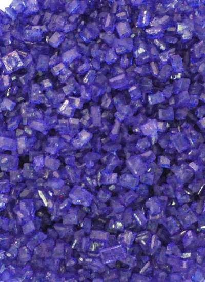 """Посыпка """"Песок крупный фиолетовый"""""""