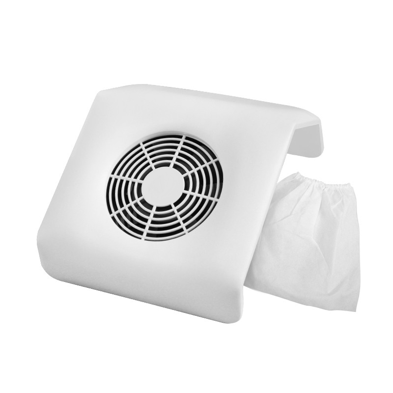 Пылесос-подставка для маникюра (Мини) (цвет в ассортименте)