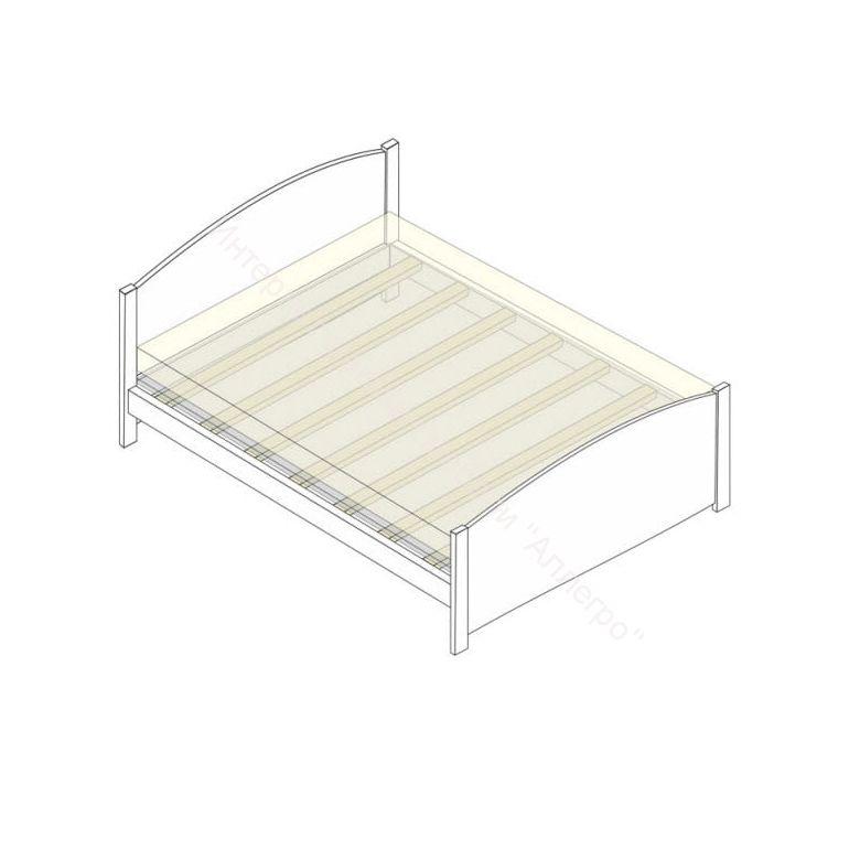 Комплект ДВП  900, 1200, 1400, 1600 к кровати (для кроватного основания)