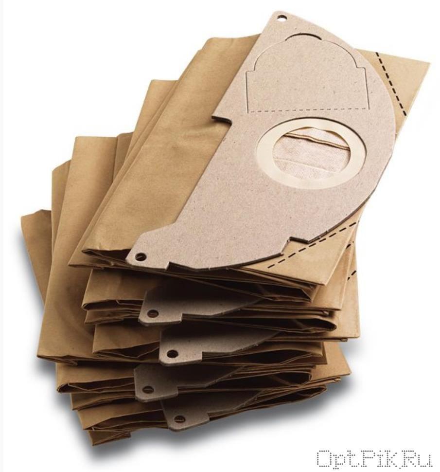 Мешок бумажный для пылесоса Karcher Кёрхер WD2
