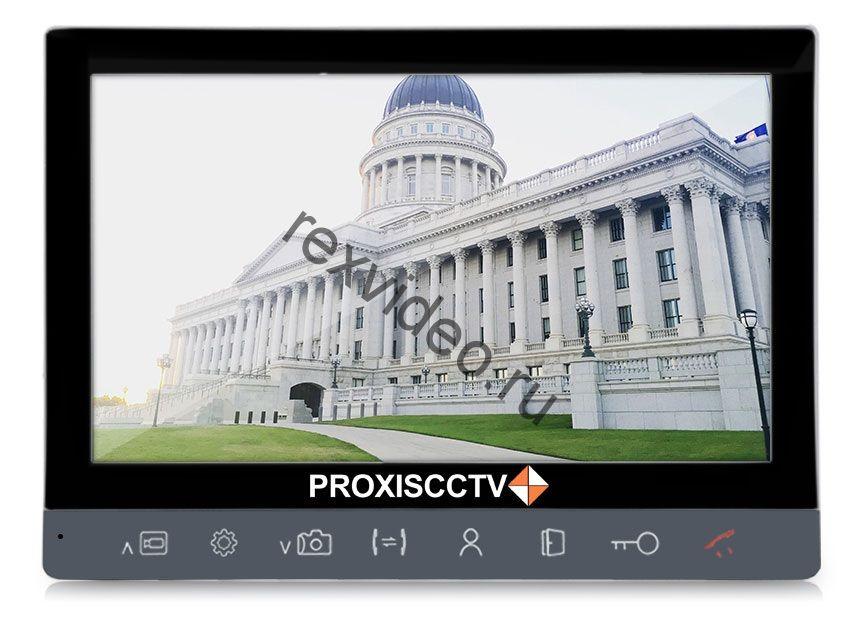 "AHD-1080p 10"" LCD TFT слот microSD  PX-DP100"