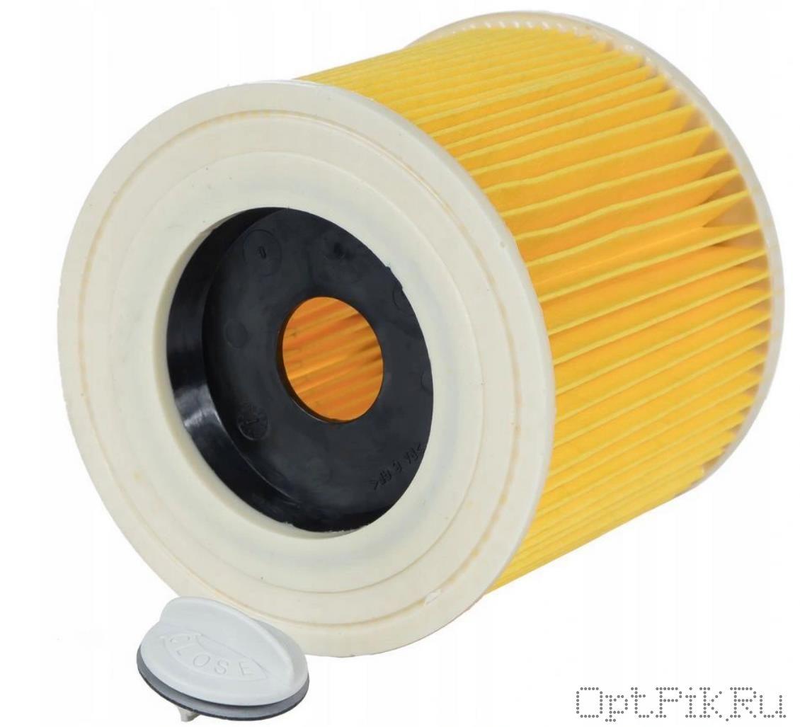 Воздушный фильтр для пылесоса Karcher Кёрхер WD2 WD3