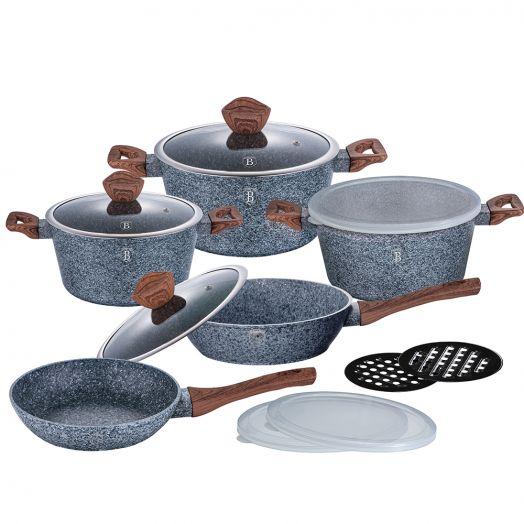 BH-6197 Набор посуды 15пр.