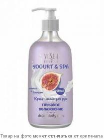 YOGURT & SPA.Крем-мыло для рук Глубокое увлажнение 650мл, шт