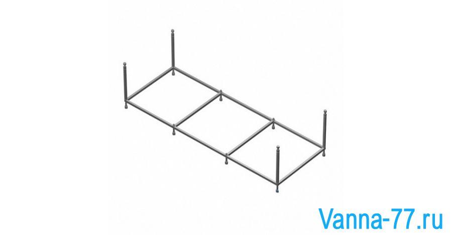 Монтажный набор для ванны Roca Easy 170 см ZRU9302907