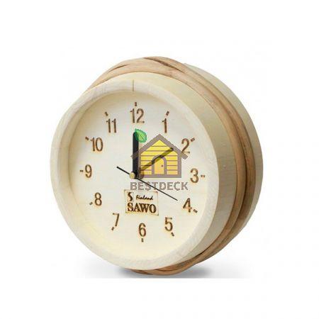 Часы вне сауны SAWO 530-A из осины