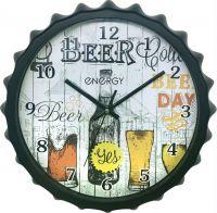 Часы настенные кварцевые ENERGY модель ЕС-136 круглые
