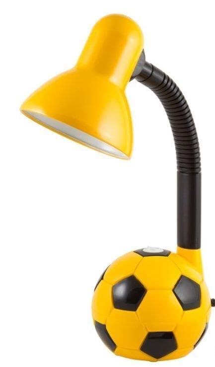 Лампа электрическая настольная ENERGY EN-DL14C желтая