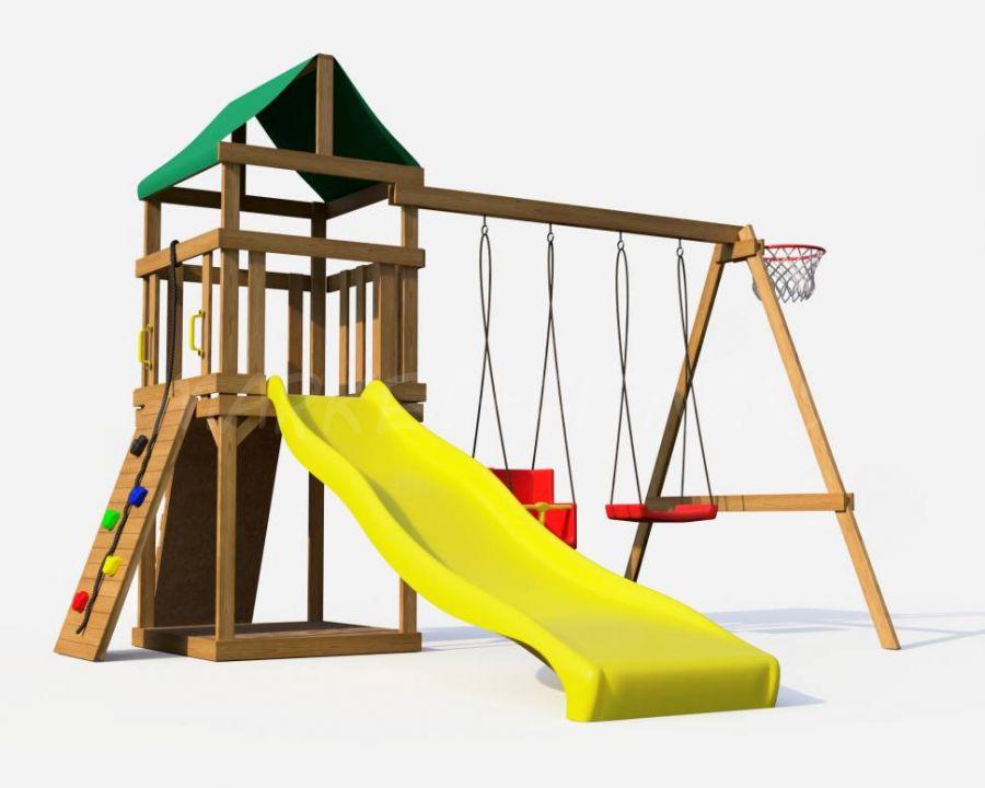 Детская игровая площадка PlayFort Покоритель