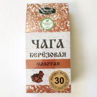 Напиток чайный Чага молотая. Chagoff. 60 г