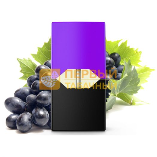 Картриджи HQD Виноград (1 шт) 2%