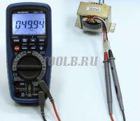 АММ-1139 Мультиметр цифровой - Измерение коэффициента заполнения фото
