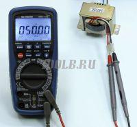 АММ-1139 Мультиметр цифровой - Измерение частоты фото
