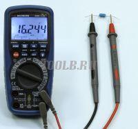 АММ-1139 Мультиметр цифровой - Измерение ёмкости фото