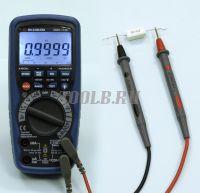 АММ-1139 Мультиметр цифровой - Измерение сопротивления фото