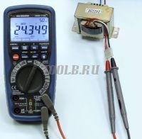 АММ-1139 Мультиметр цифровой - Измерение напряжения переменного тока фото