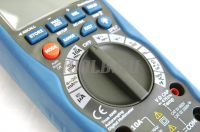 АММ-1139 Мультиметр цифровой - Кнопки управления фото