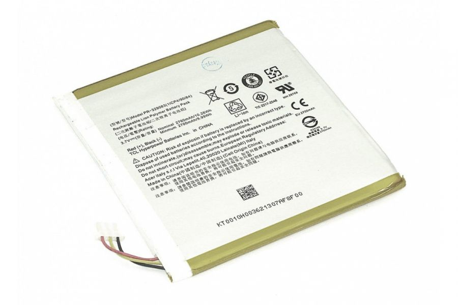 Аккумулятор Acer Iconia One B1-770/Iconia One B1-780 (PR-329083) Оригинал