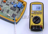 АММ-1130 Мультиметр - Измерение температуры фото