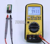 АММ-1130 Мультиметр - Измерение напряжения постоянного тока фото