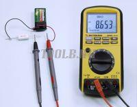 АММ-1130 Мультиметр - Измерение постоянного тока фото