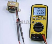 АММ-1130 Мультиметр - Измерение напряжения переменного тока фото