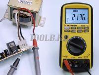 АММ-1130 Мультиметр - Измерение переменного тока фото