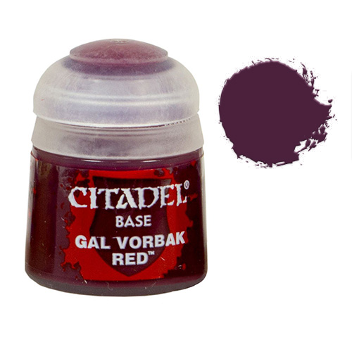 Краска Base: Gal Vorbak Red
