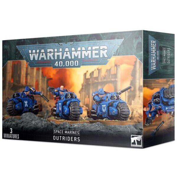 Warhammer 40,000: Space Marines Outriders