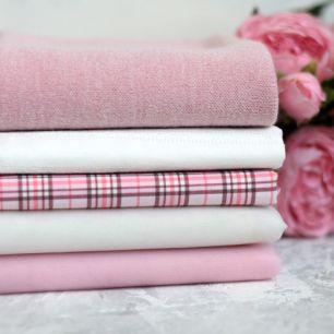 Набор тканей для пошива - Джеральдин