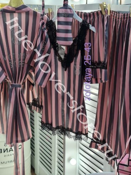 51131-2- 1 шт пижамка семёрочка Victoria's Secret