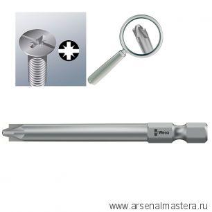 Бита 1 / 70 мм  855/4 PZ/S для тяжелых случаев завинчивания например металлические листы или металл WERA 059896