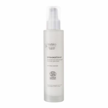 Ми-Ко - Молочко для лица очищающее Франжипани для очень сухой кожи COSMOS ORGANIC. 100 мл