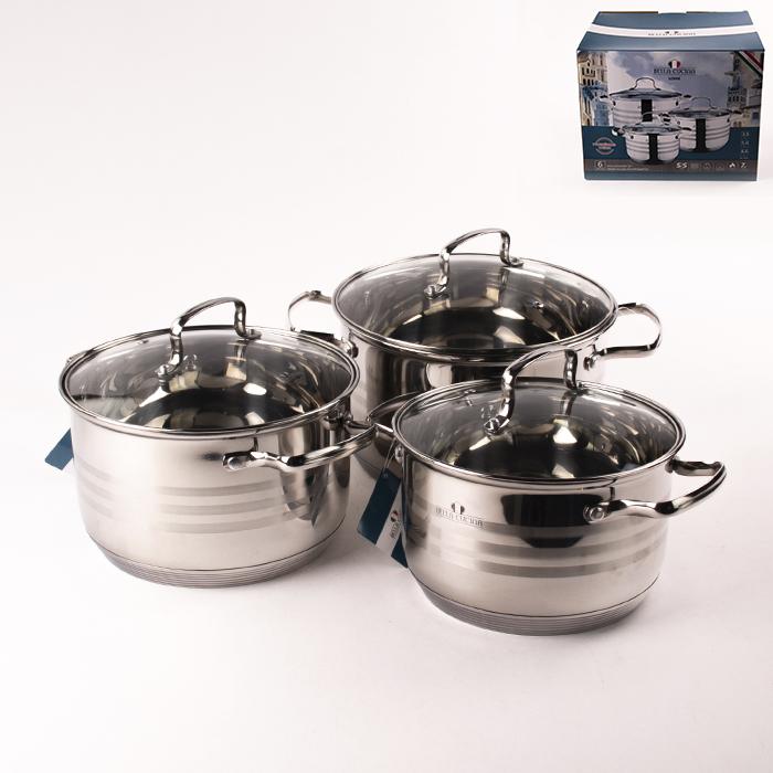 BC-2020 Набор посуды, 6пр