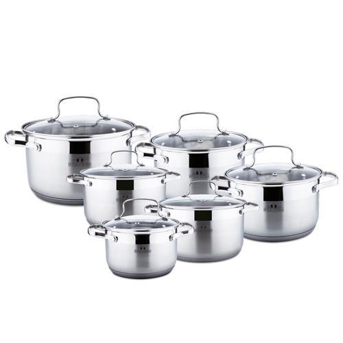 BC-2024 Набор посуды, 12пр