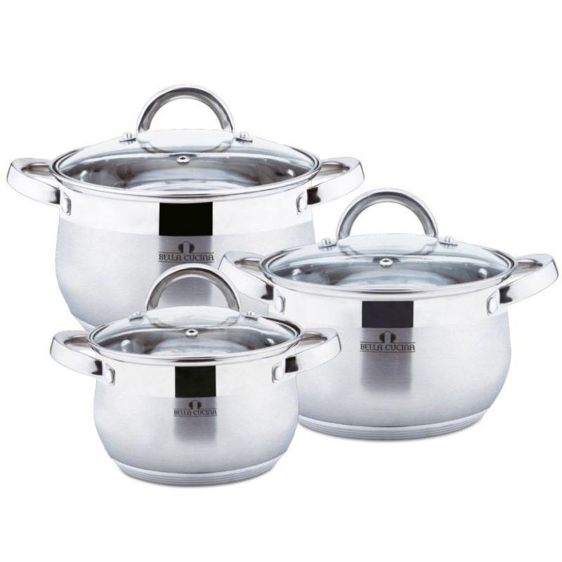 BC-2055 Набор посуды, 6пр