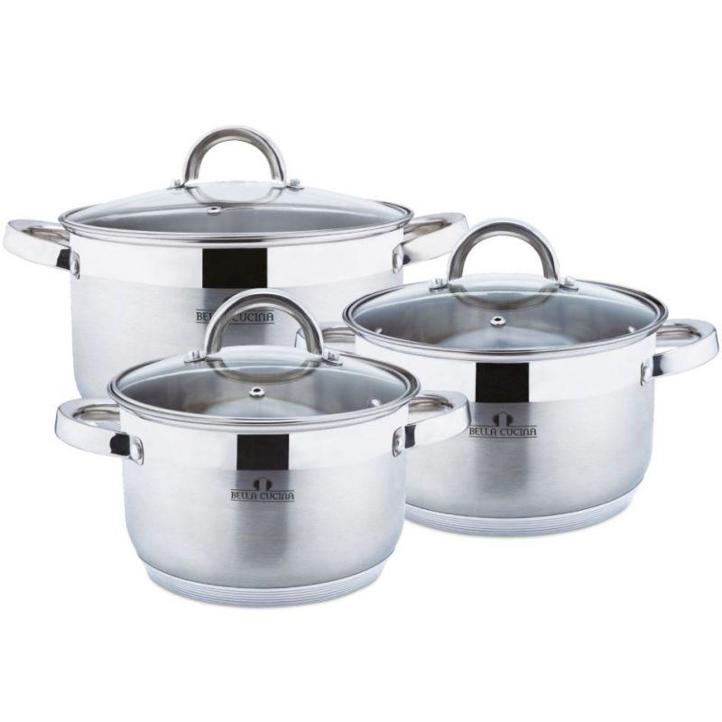 BC-2056 Набор посуды, 6пр