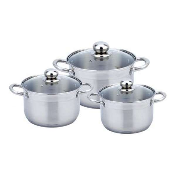 BC-2045 Набор посуды, 6пр Bella Cucina