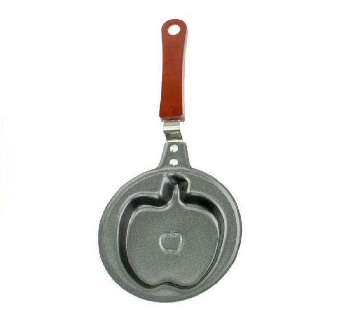 Сковорода мини KH-2307 яблоко 12 см