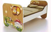 Кровать ФБ-КР6 (80х190)