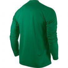 Зелёная игровая футболка Nike Park V Long Sleeve Jersey