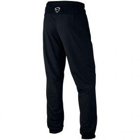 Детские штаны Nike Libero тренировочные чёрные