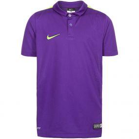 Детская футболка Nike Challenge игровая фиолетовая
